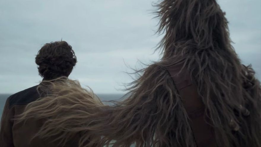 Fotograma de 'Han Solo: Una Historia de Star Wars'