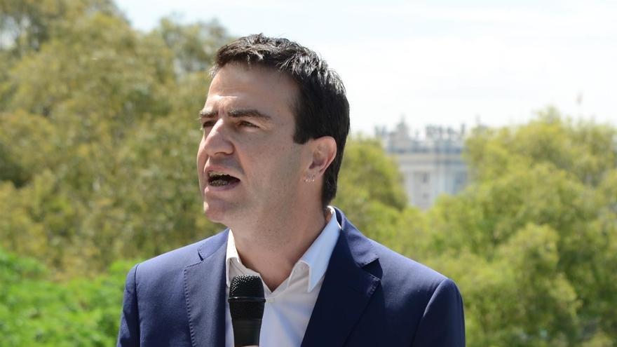 """Maneiro (UPYD) considera que votar a Podemos en el País Vasco es """"votar más nacionalismo"""""""