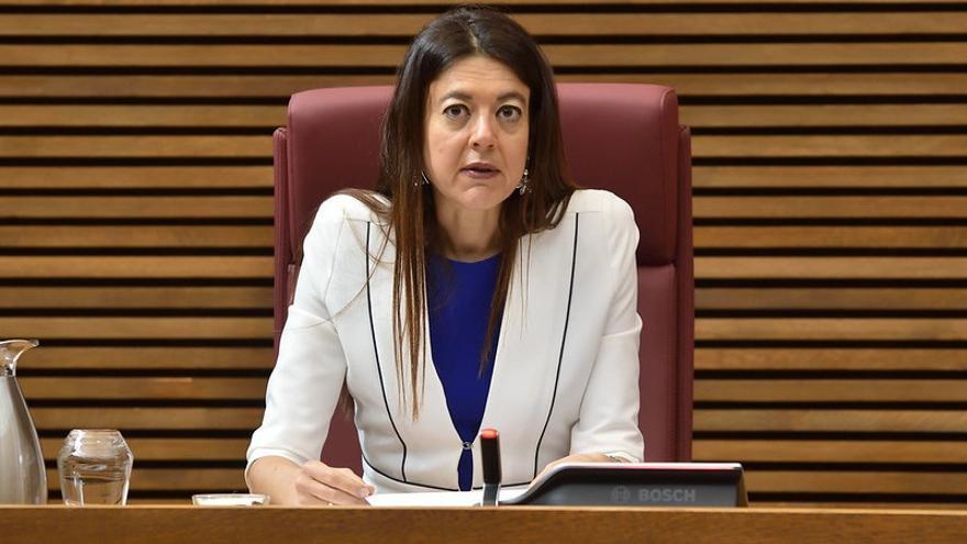 La consellera Carolina Pascual