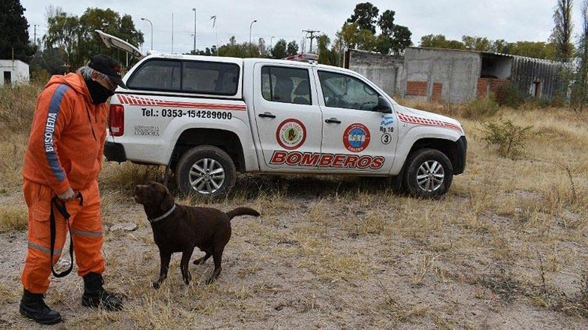 Rastrillajes en busca de Guadalupe, que desapareció hace una semana