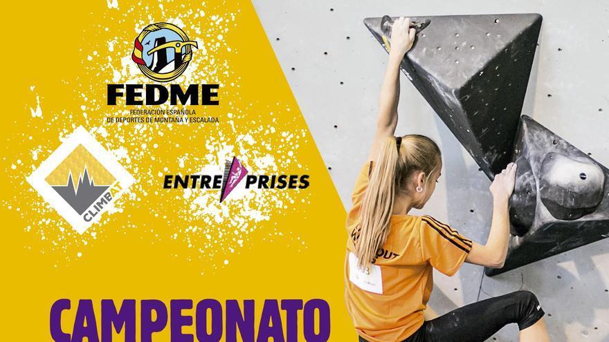 Campeonato de España de Bloque Juvenil.