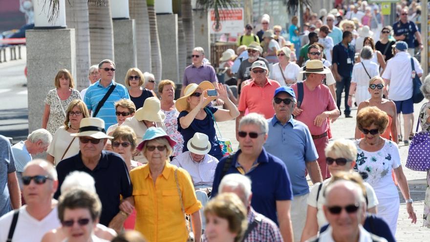 La capital grancanaria incrementó un 5,3 % el número de turistas alojados este verano