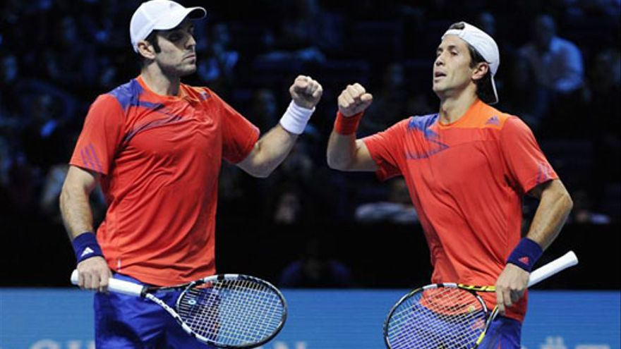 Marrero y Verdasco conquistan Londres