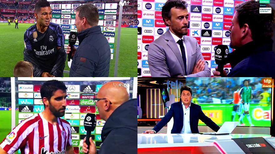 10 momentos que nos ha dejado la temporada de Liga en TV