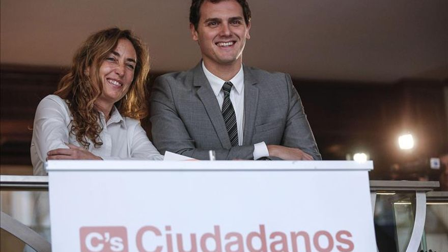 Carolina Punset, elegida candidata de Ciudadanos en la Comunitat Valenciana