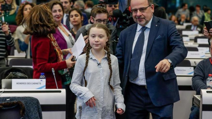 Greta Thunberg Facebook: Greta Thunberg Advierte A La UE De Que Sus Metas