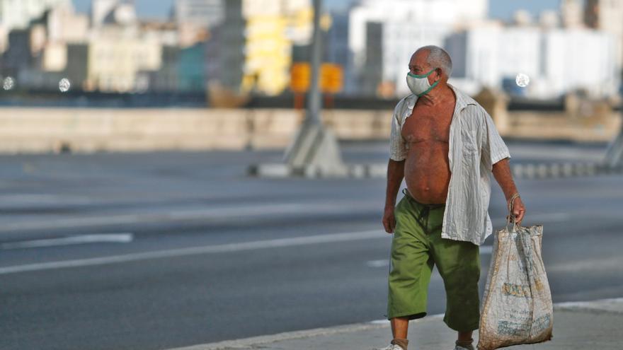 Cuba notifica 875 nuevos contagios de la covid-19