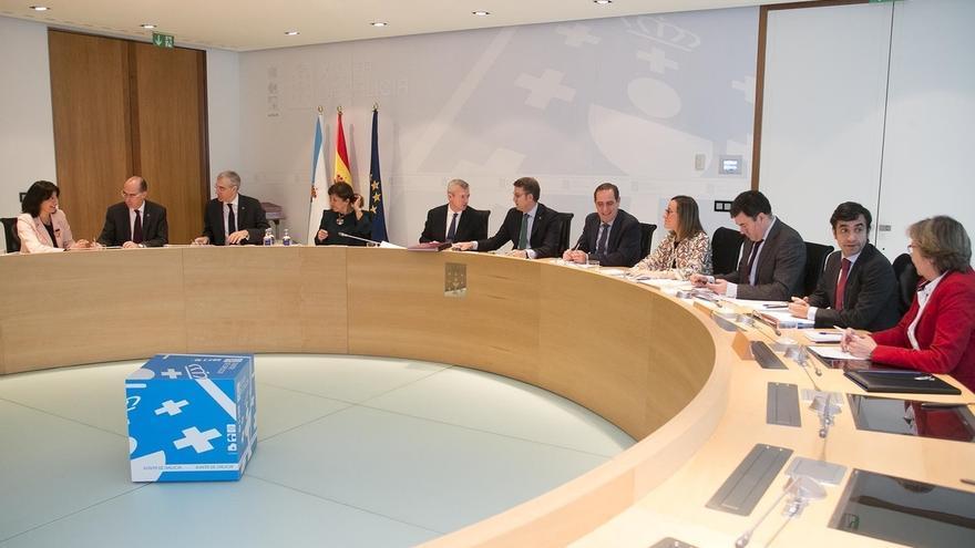La Xunta de Galicia prorroga el presupuesto hasta que se aprueben las cuentas de 2017, a mediados de febrero