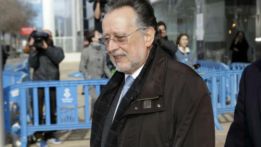 El exvicealcalde de Valencia Alfonso Grau, condenado a 4 años por cohecho