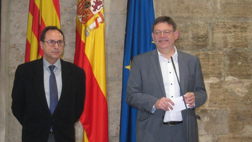 Puig exige a Montoro que condone a la Comunidad Valenciana 16.000 millones de deuda histórica