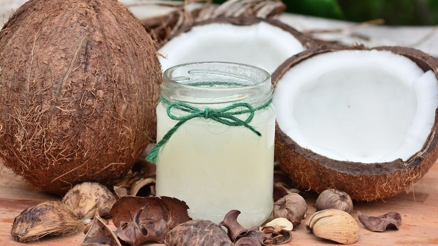 Aceite de coco es cancerigeno