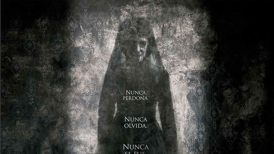 Cartel de la película 'La mujer de negro 2: El ángel de la muerte'