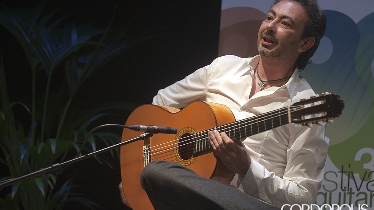 José Antonio Rodríguez, en concierto