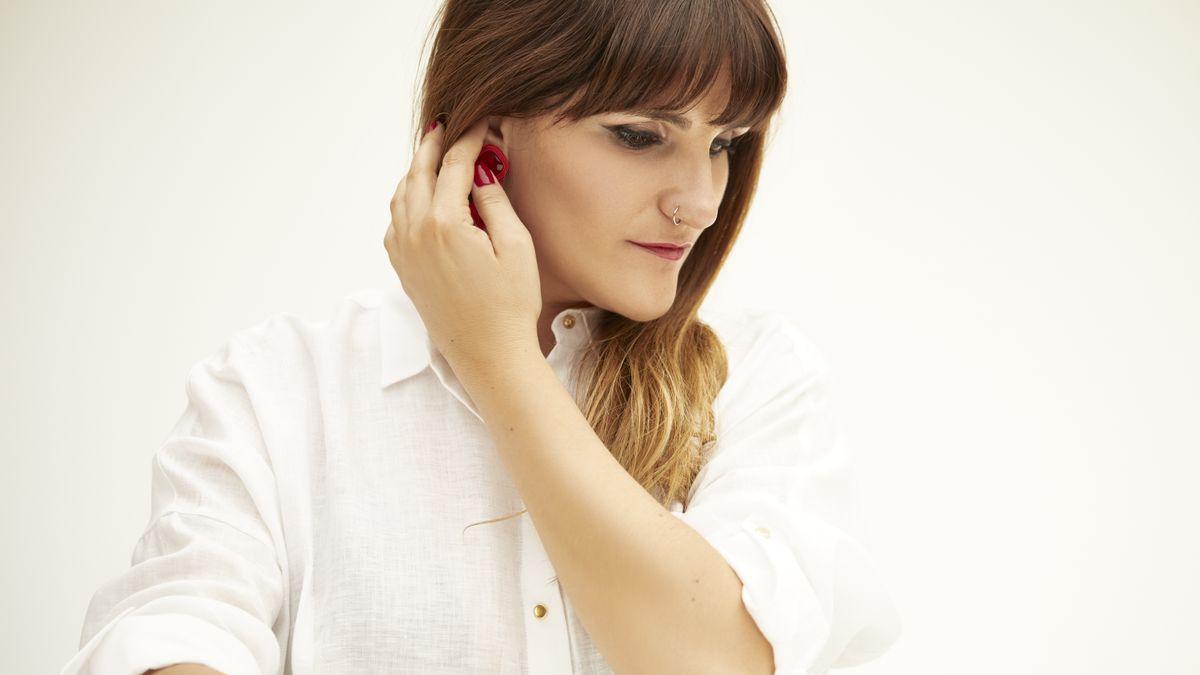 La cantautora Rozalén.