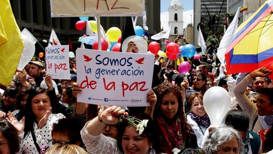 El 82 % de los colombianos se ven reconciliados ante futura paz con las FARC