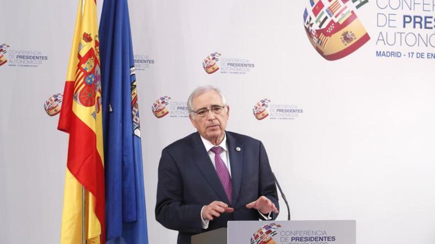 """Imbroda: Melilla """"no puede ser un centro permanente de niños marroquíes"""""""