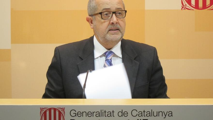 Felip Puig, consejero de Empresa y Empleo.