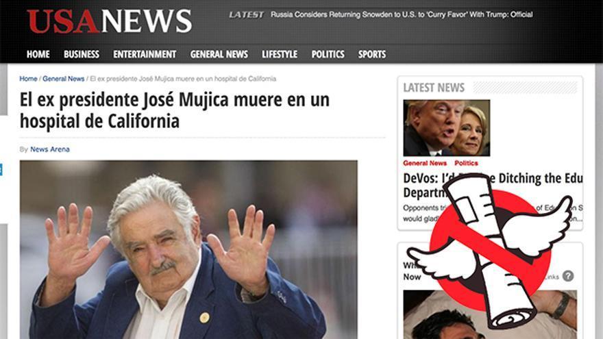 CAZABULOS | El ex presidente José Mujica muere en un hospital de California