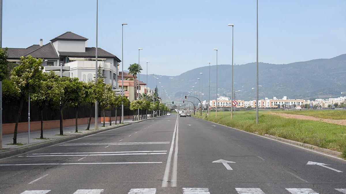 Avenida de la Arruzafilla