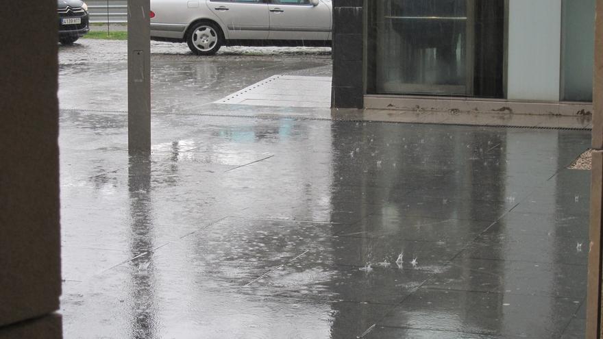 La borrasca Ana deja en el norte más lluvia en dos días de lo que había caído en más de dos meses