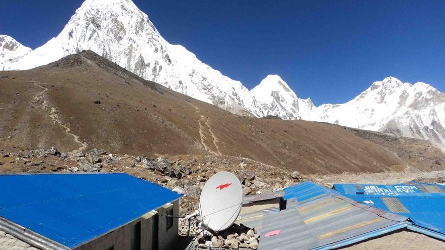 La empresa nepalí NCell ha llevado conexión 3G al Everest