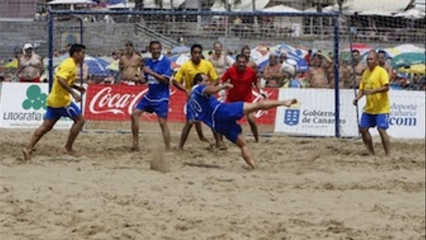 Imagen de la final entre Nuevo Club y Zárate. (Acfi Press)