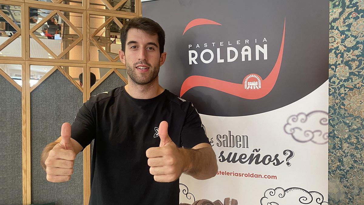 Ismael López, presentado como jugador del Córdoba Patrimonio