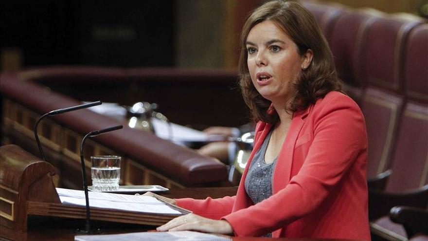 El Gobierno reclama a la Generalitat que acate la decisión del Constitucional
