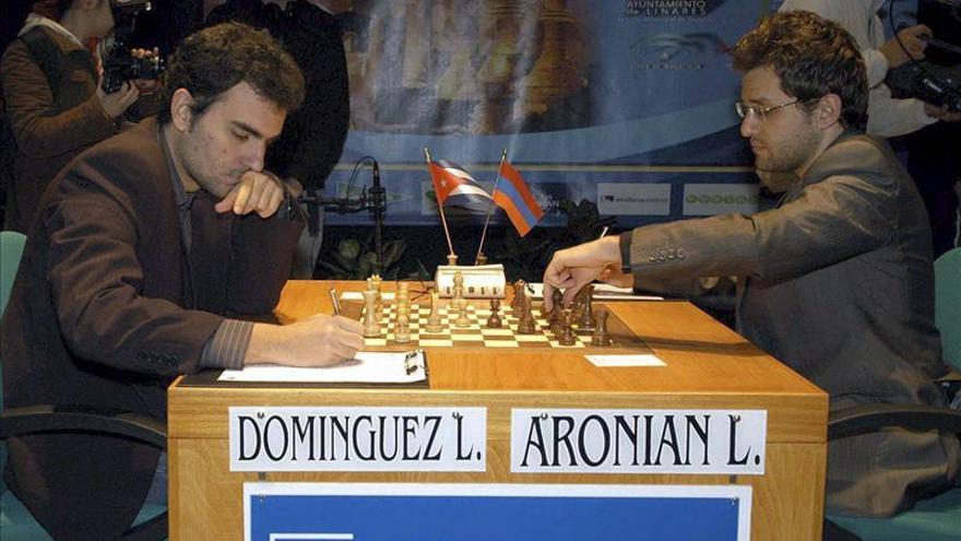 El cubano Leinier Domínguez participará en el Grand Prix de Ajedrez en Salónica