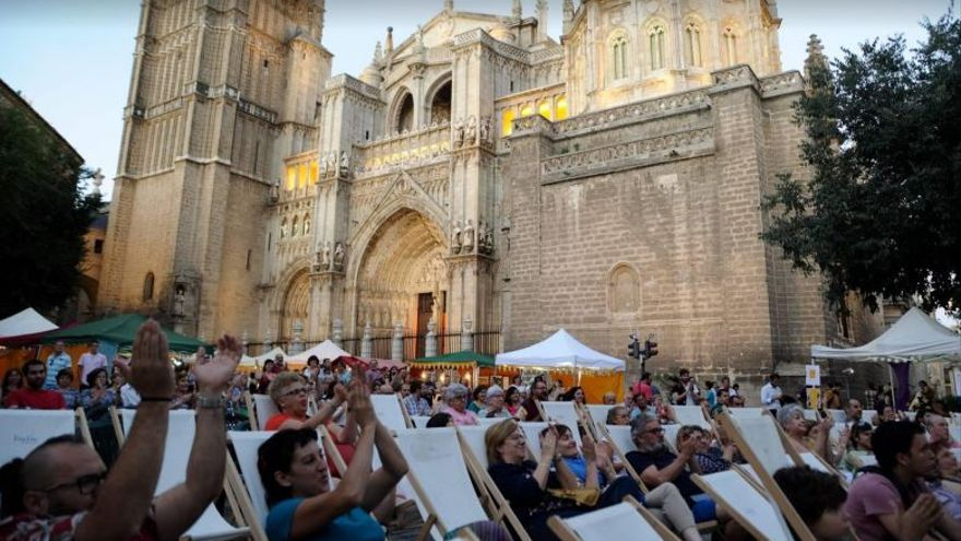 Festival Internacional Voix Vives de Toledo