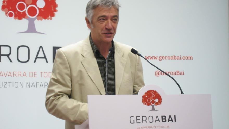"""Geroa Bai cree que """"una mala ley como la del euskera se puede desarrollar bien con decretos forales"""""""