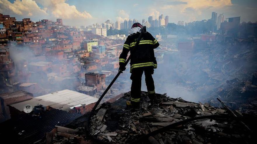 Brasil registra 95.000 focos de incendio en septiembre, récord para un mes