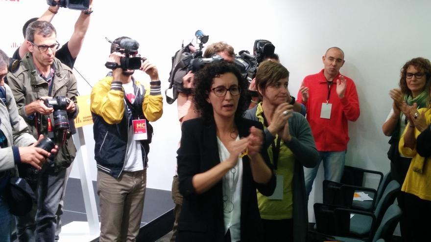 ERC apuesta por una lista unitaria que también incluyera a la CUP y parte de Podem