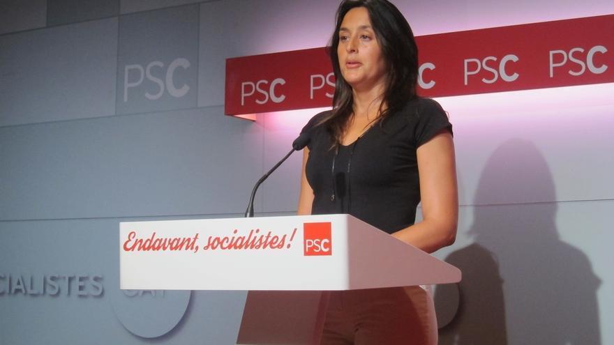 El PSC rechaza elecciones anticipadas en Cataluña y ofrece diálogo a Mas si abandona la vía ilegal