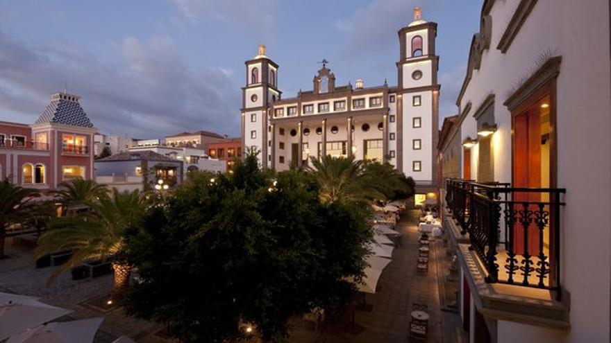 Hotel Lopesán Villa del Conde.
