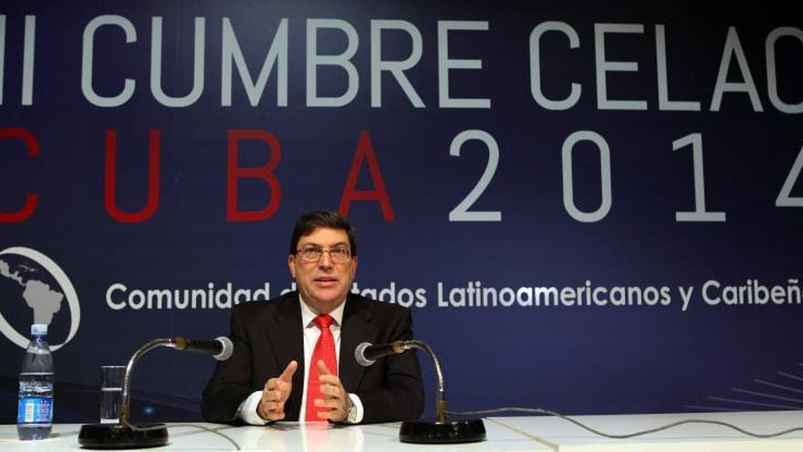 """Cuba dice que la invitación a Insulza para la cumbre de la Celac es """"cortesía diplomática"""""""