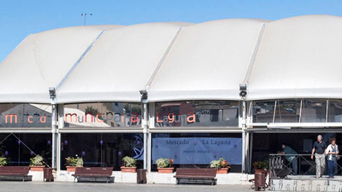 Mercado de La Laguna