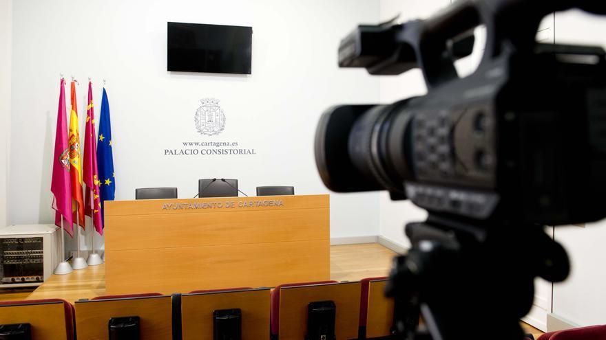 Convocadas cuatro becas anuales de comunicación en el Ayuntamiento de Cartagena