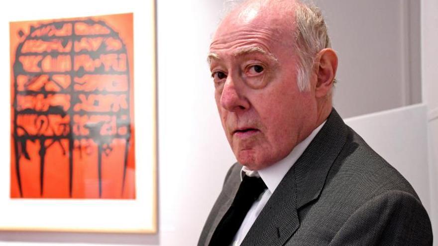Muere en Madrid a los 81 años el pintor Eduardo Arroyo