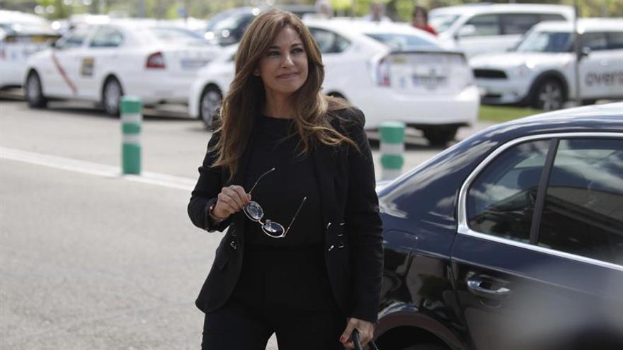 "Mariló Montero deja RTVE después de 7 años al frente de ""La mañana de la 1"""