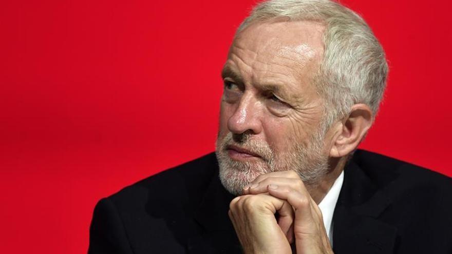 """Corbyn defenderá un segundo referéndum del """"brexit"""" si se lo piden sus bases"""