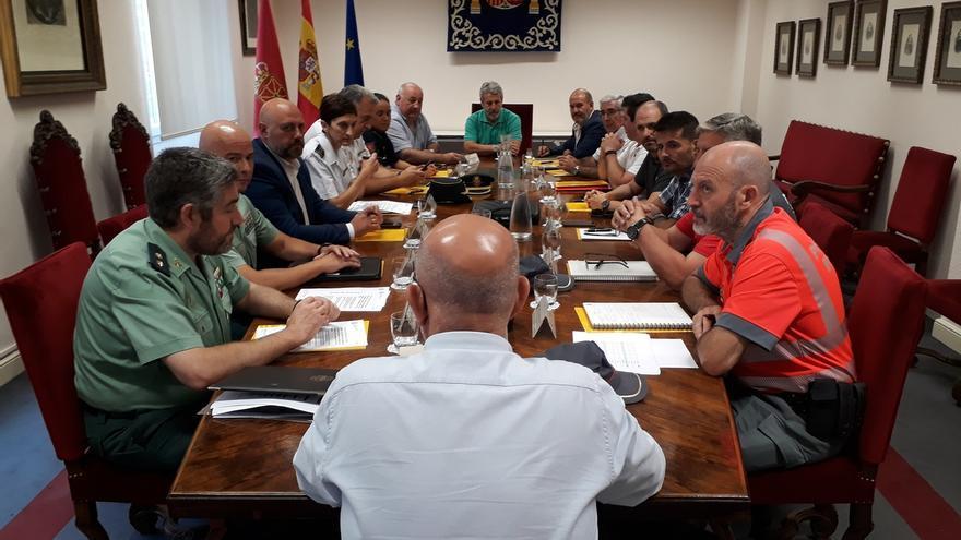 La Guardia Civil y la Policía Foral establecerán un dispositivo especial por el paso de la Vuelta a España por Navarra