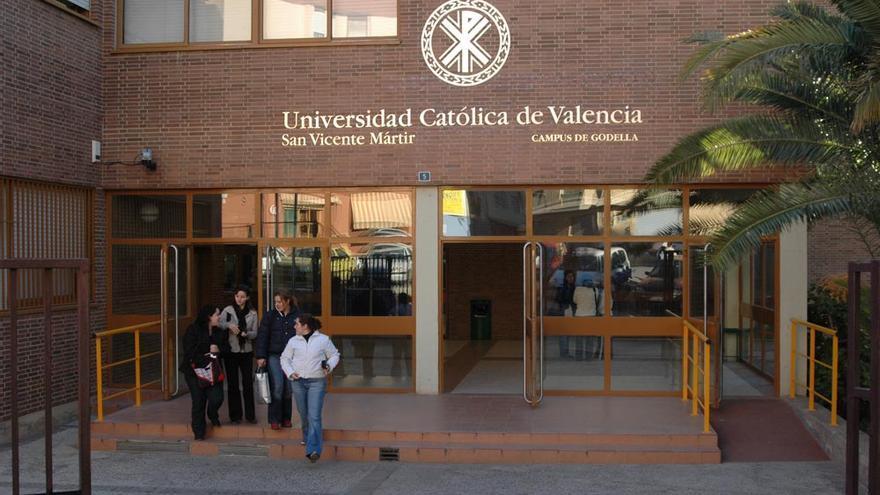Universidad Católica de Valencia.