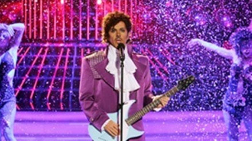 Así imitaron a Prince en 'Tu cara' con Santiago Segura, Mota y Joaquín Reyes