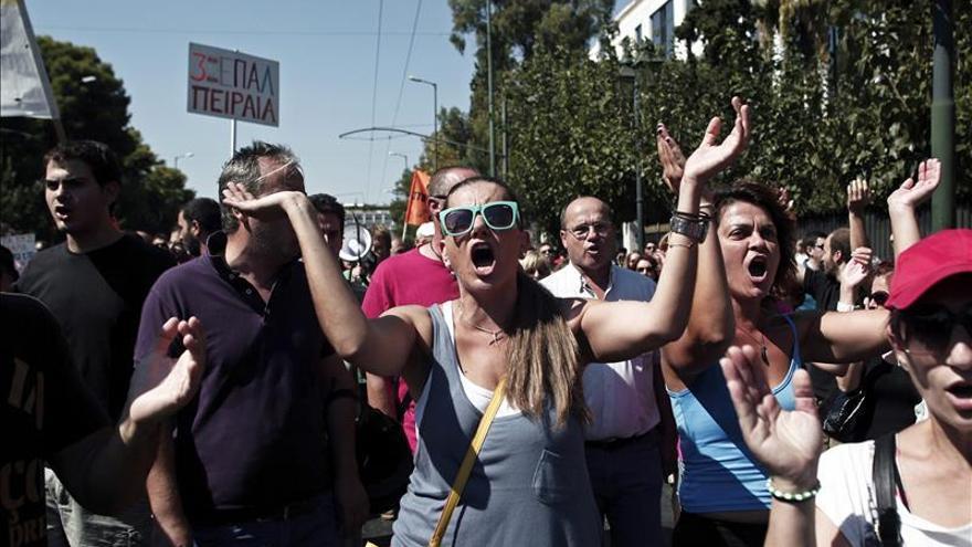 La Troika regresa a Atenas en medio de discrepancias sobre el agujero fiscal