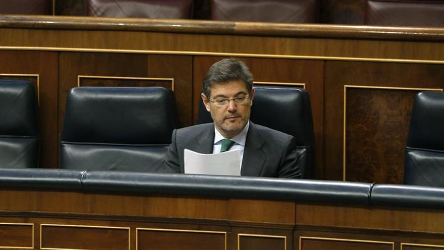Catalá: las comunicaciones electrónicas se han generalizado en cuatro meses