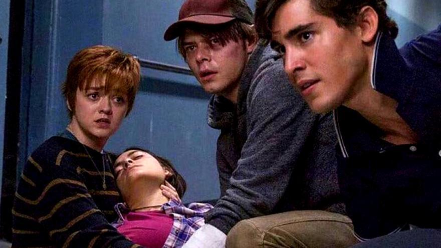 'Los nuevos mutantes' es una de las películas que podrían pasarse ante por la plataforma que por las salas de cine