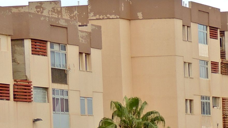Edificios de Jinámar