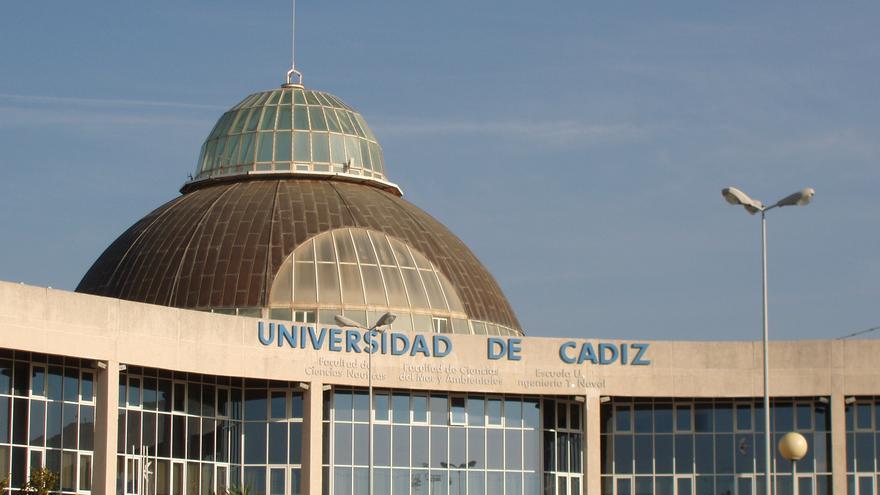 Edificio de la Universidad de Cádiz
