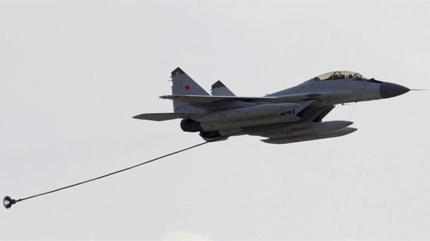 Un portaaviones ruso pierde un segundo caza en menos de un mes en la costa siria